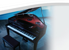Hybrid Pianos and Digital Pianos